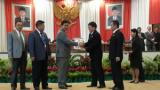 DPRD Sulut Sampaikan Hasil Rekomendasi LKPJ 2016
