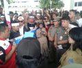 Peringati HBI, KSBSI Bawah 17 Tuntutan' Demo Kantor Gubernur