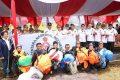 Gubernur Olly Buka Kegiatan International Open Parachuting Championship 2017