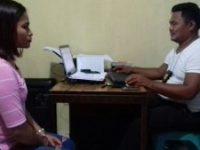 Tertangkap Mencuri Hp, Karyawan Rumah Makan diPolisikan