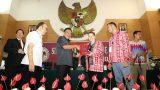 Gubernur Olly Sukses Pimpin Sidang Majelis Sinode GMIM Ke-79