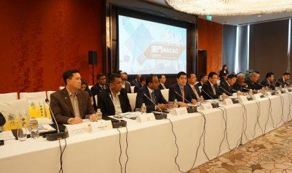 Kunjungi Tiongkok, Wagub Kandouw Paparkan Perkembangan Pariwisata Sulut