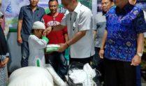 Berita Foto,  Bank SulutGo Dan IWO Sulut Buka Puasa Bersama  Anak-anak Panti Asuhan